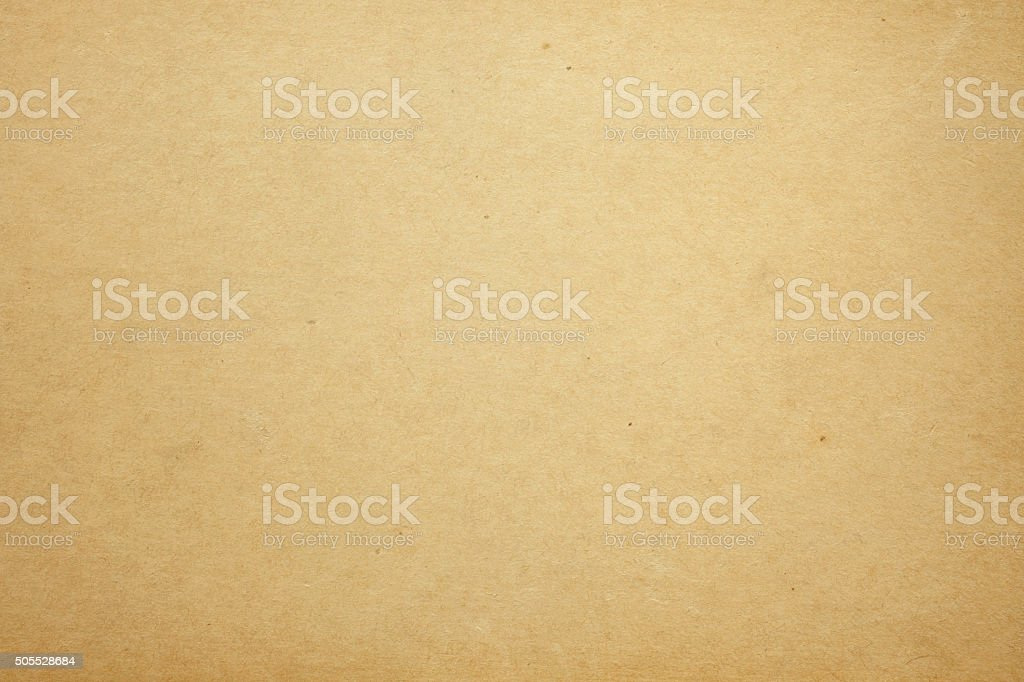 Brown paper texture background stock photo