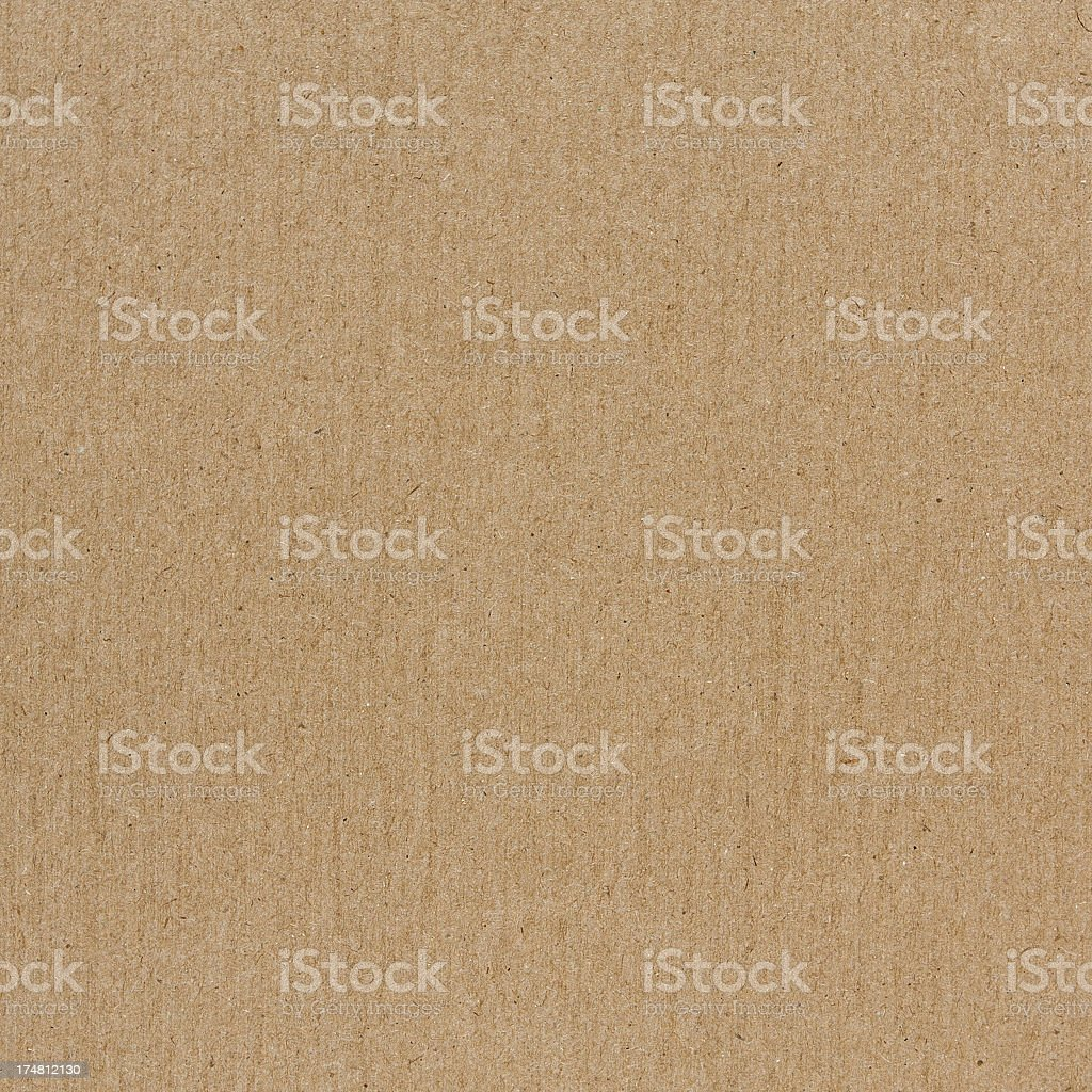 Brown paper textured background stock photo