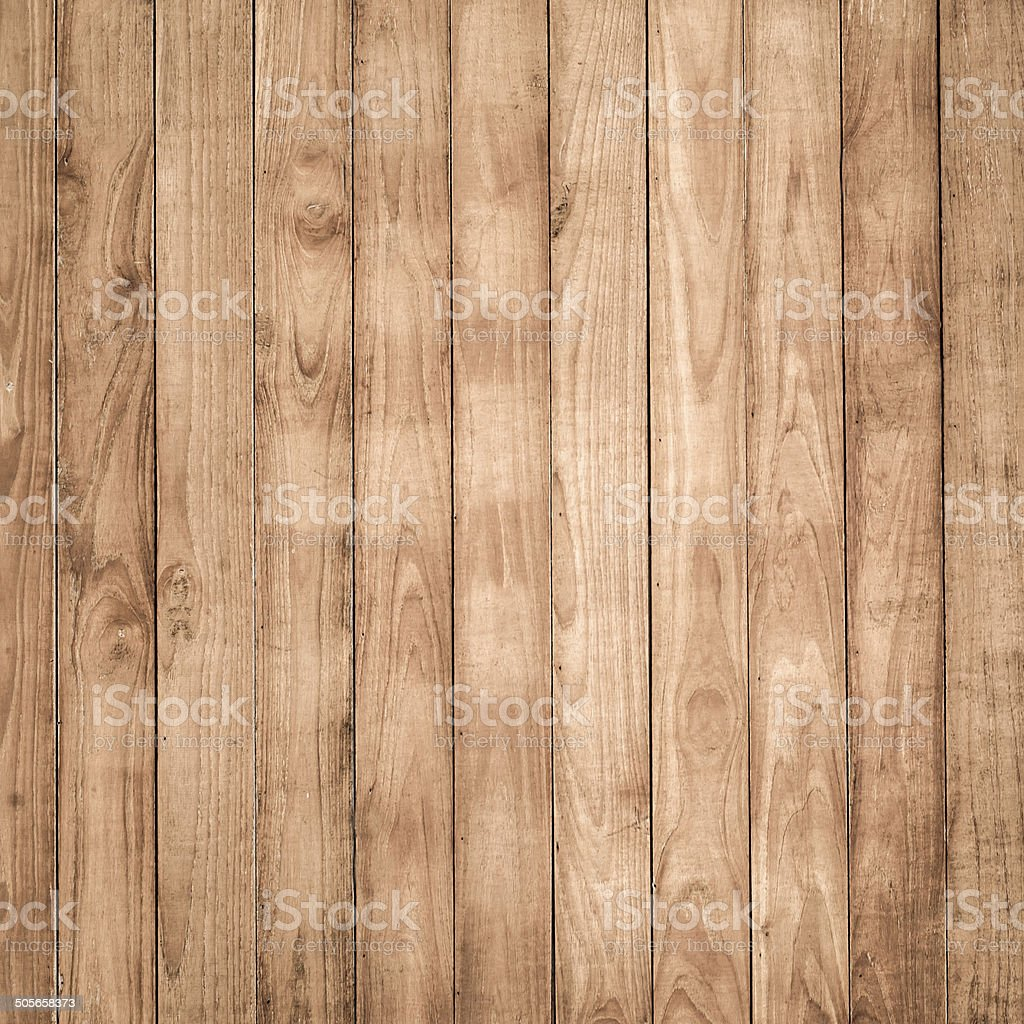 brown plank wood wall background stock photo