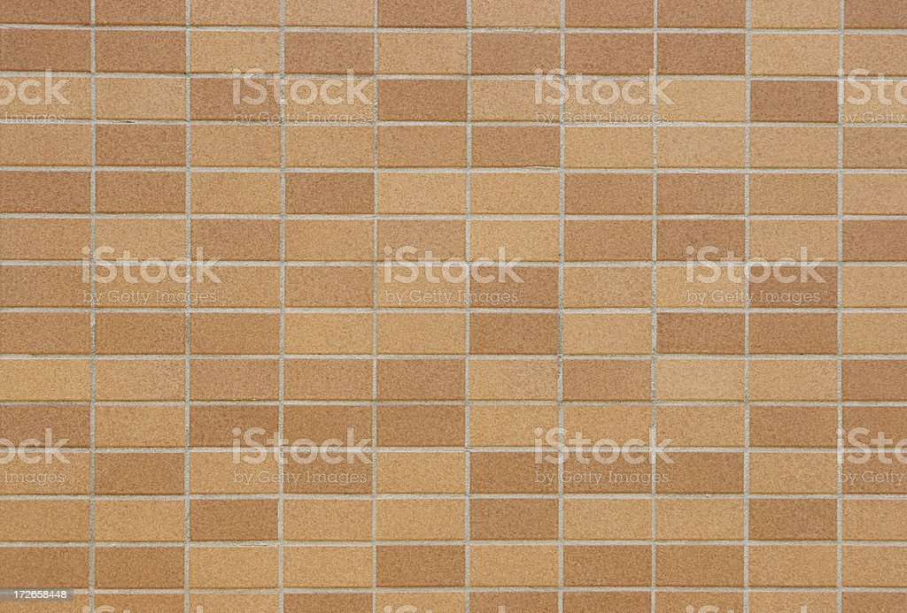 Brown rectangles royalty-free stock photo