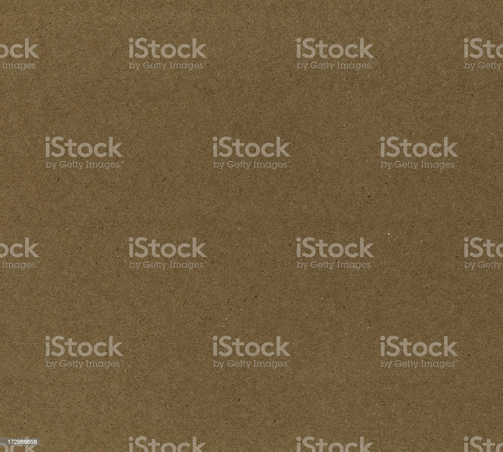 brown recycled fiberboard royalty-free stock photo