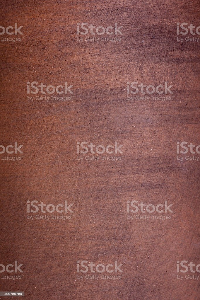 brown rough texture of clay stock photo