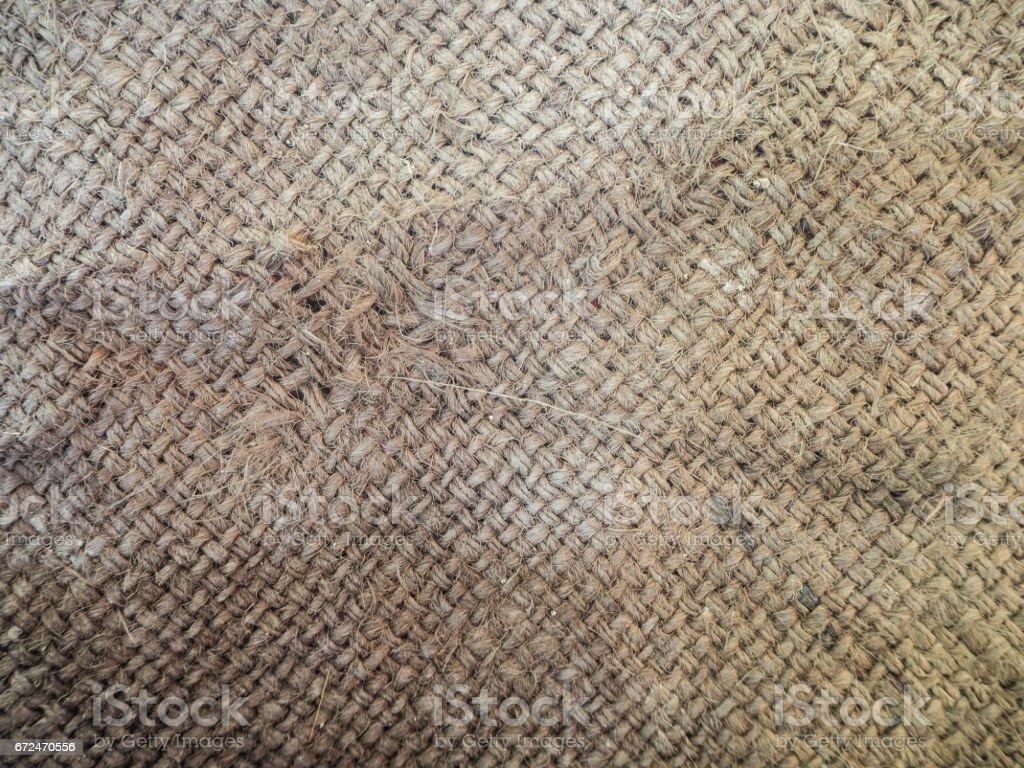 brown sack Texture Background stock photo