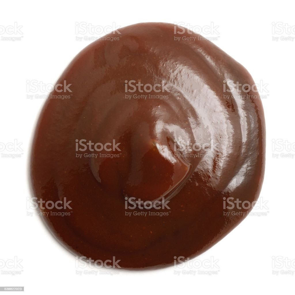 Brown Sauce stock photo