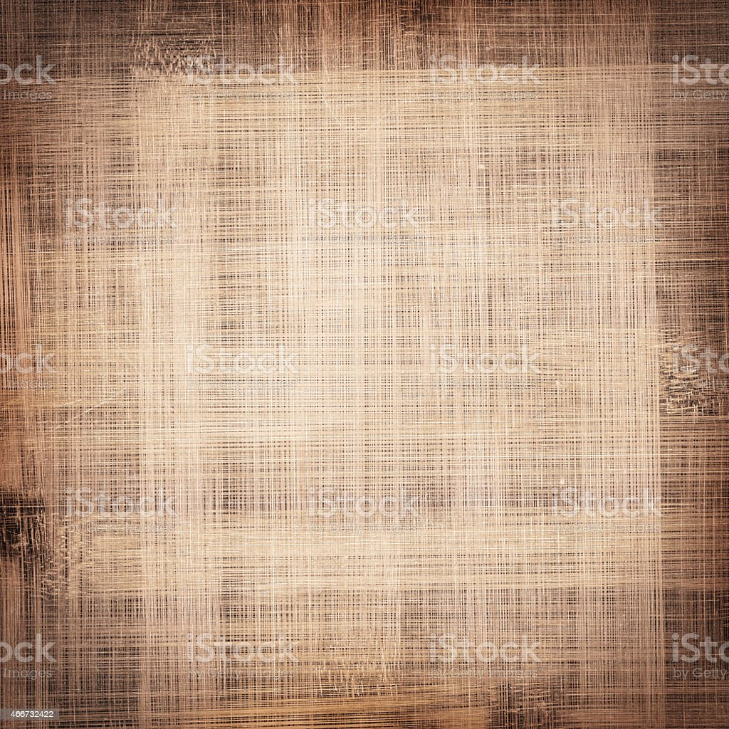 Brown scratched wooden cutting board stock photo