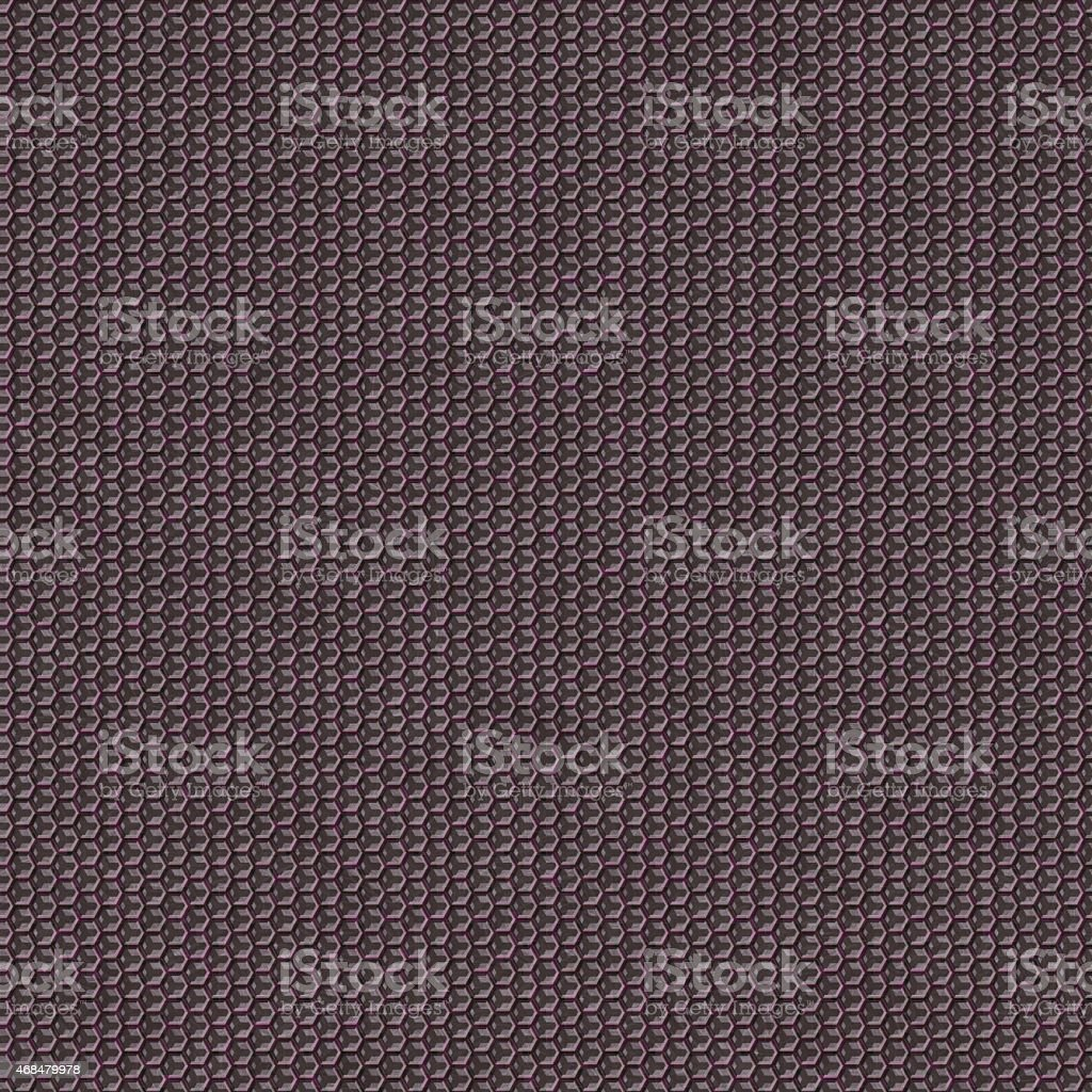 Brown seamless wire mesh texture vector art illustration