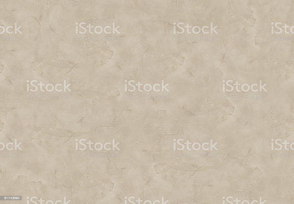 Brown Stucco Seamless Texture Background. stock photo