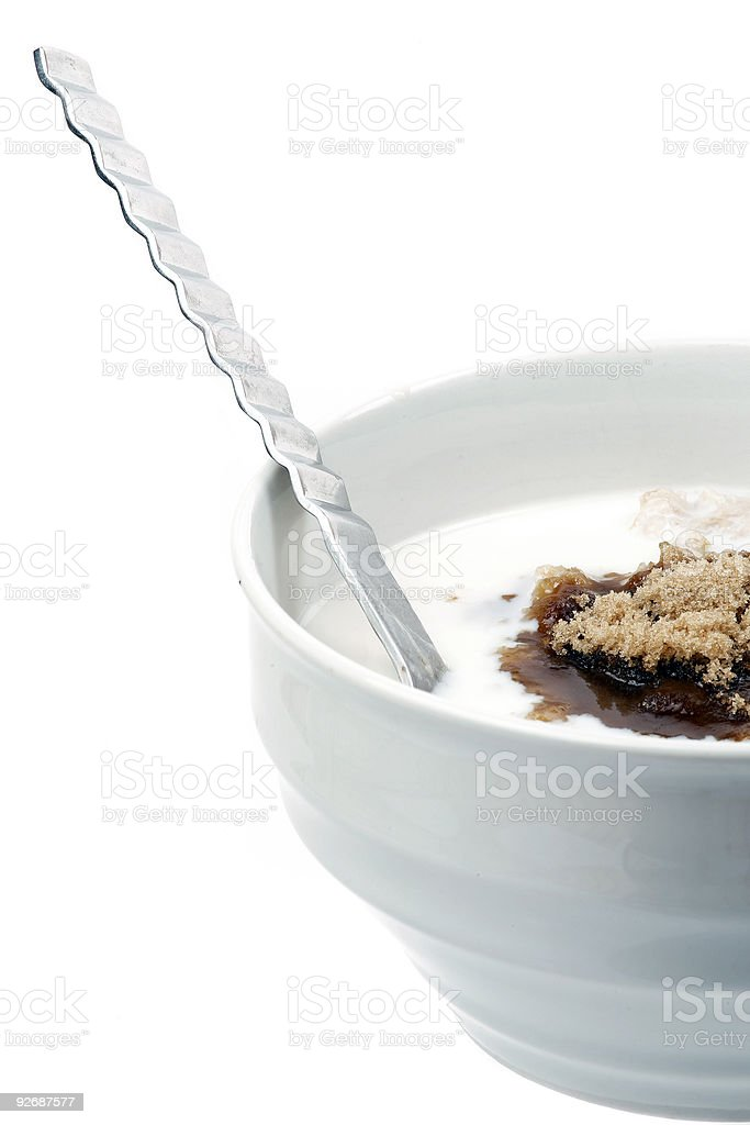 Brown Sugar II royalty-free stock photo