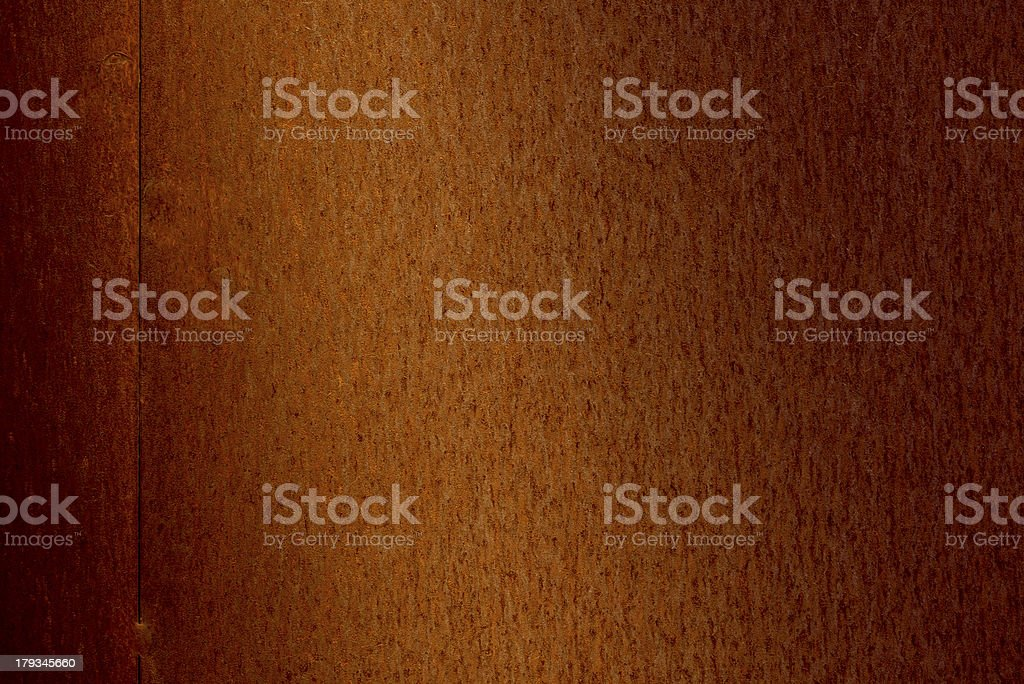Brown textured planks on wall as background royalty-free stock photo