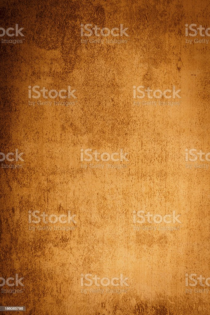 Brown textured wall royalty-free stock photo