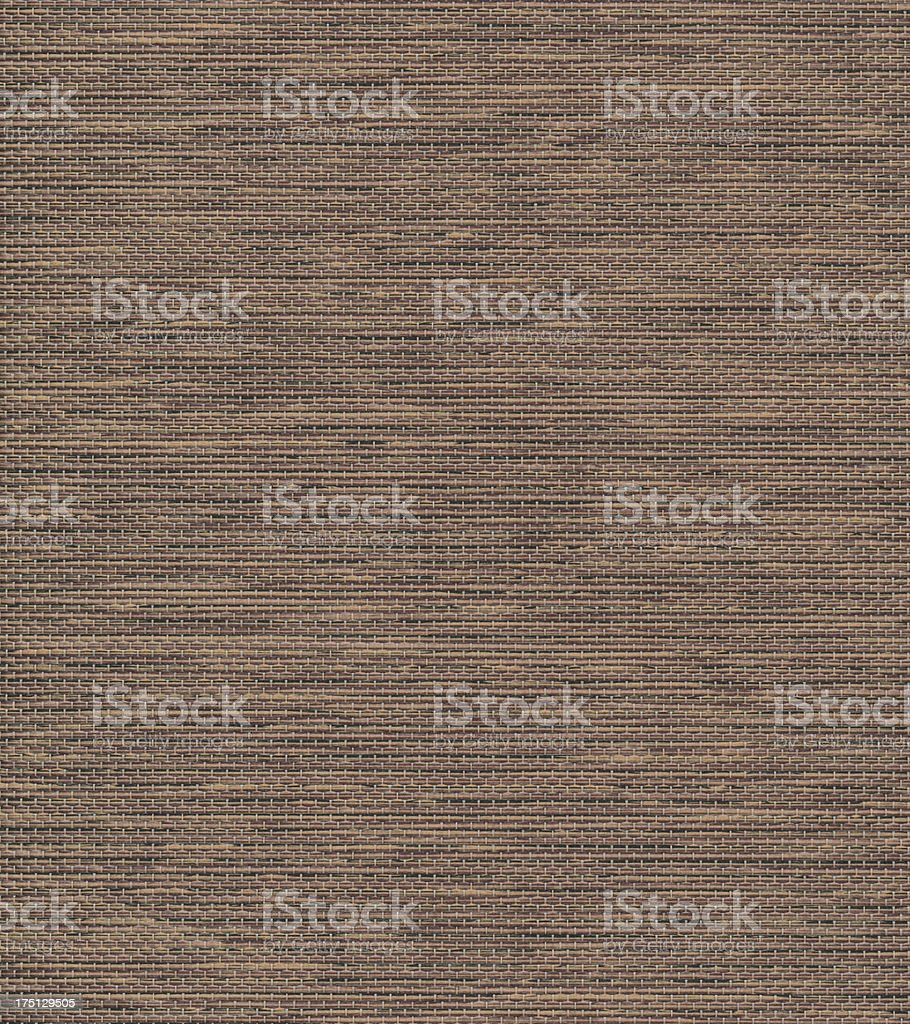 Brown thatched texture royalty-free stock photo