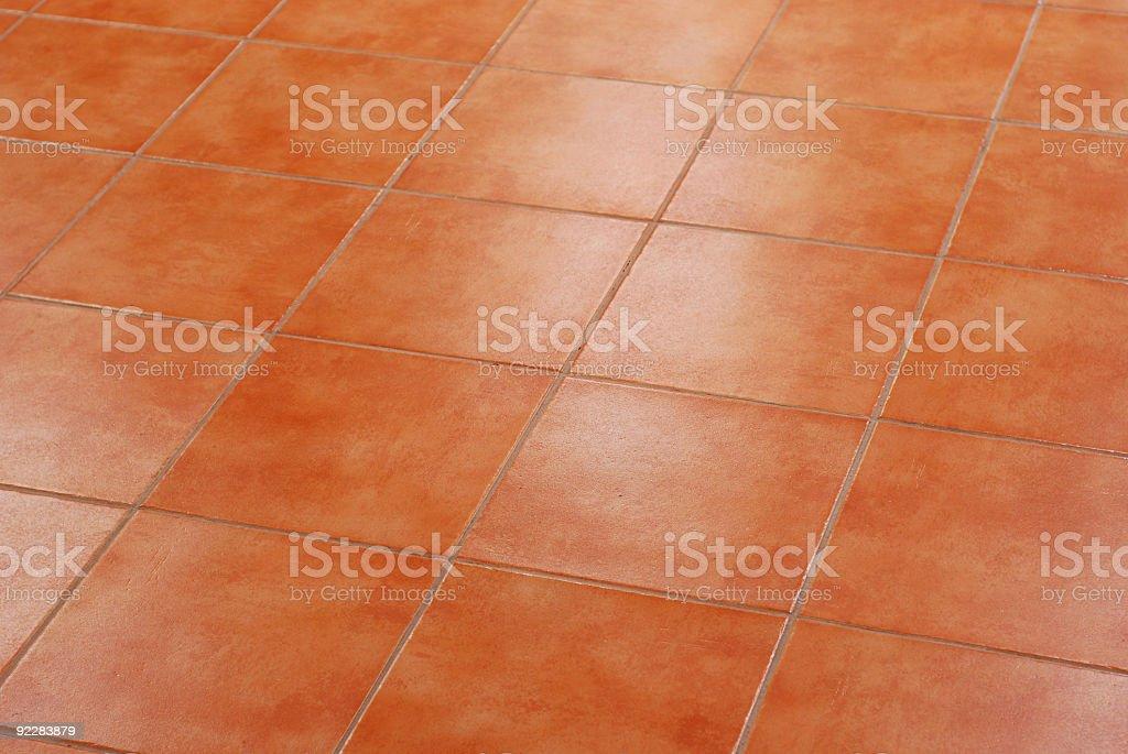 Brown tiles royalty-free stock photo