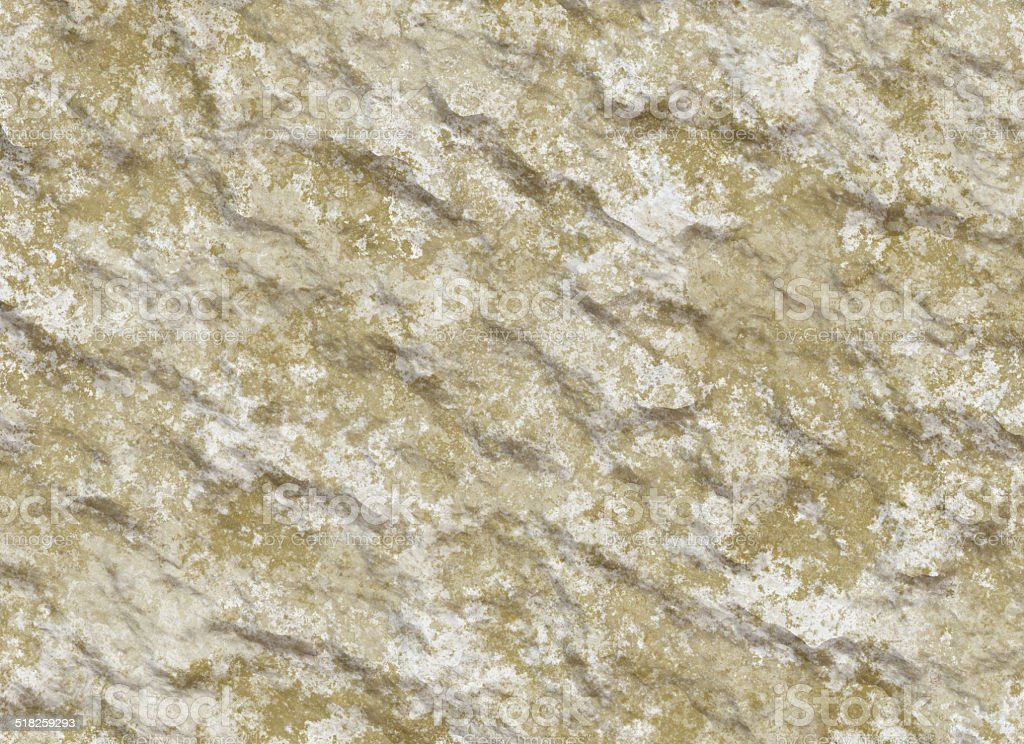 brown uneven wall from natural stones stock photo