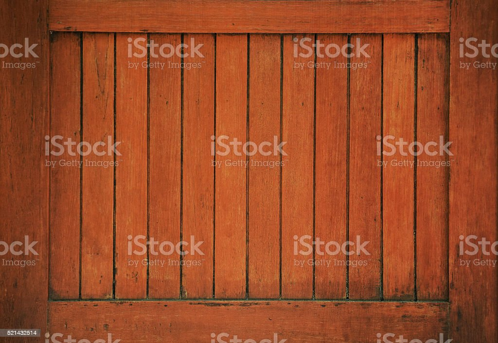 Brown vintage grunge wooden panel royalty-free stock photo