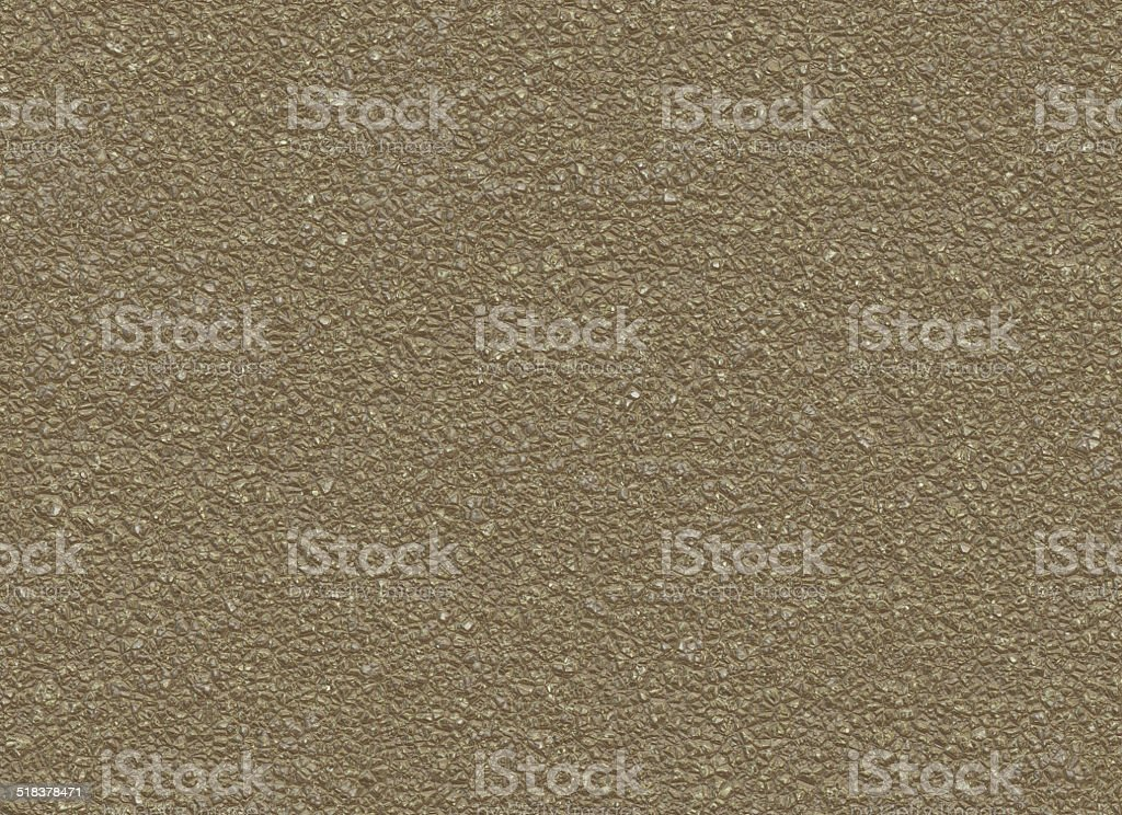 brown wall from many smooth shining stones stock photo