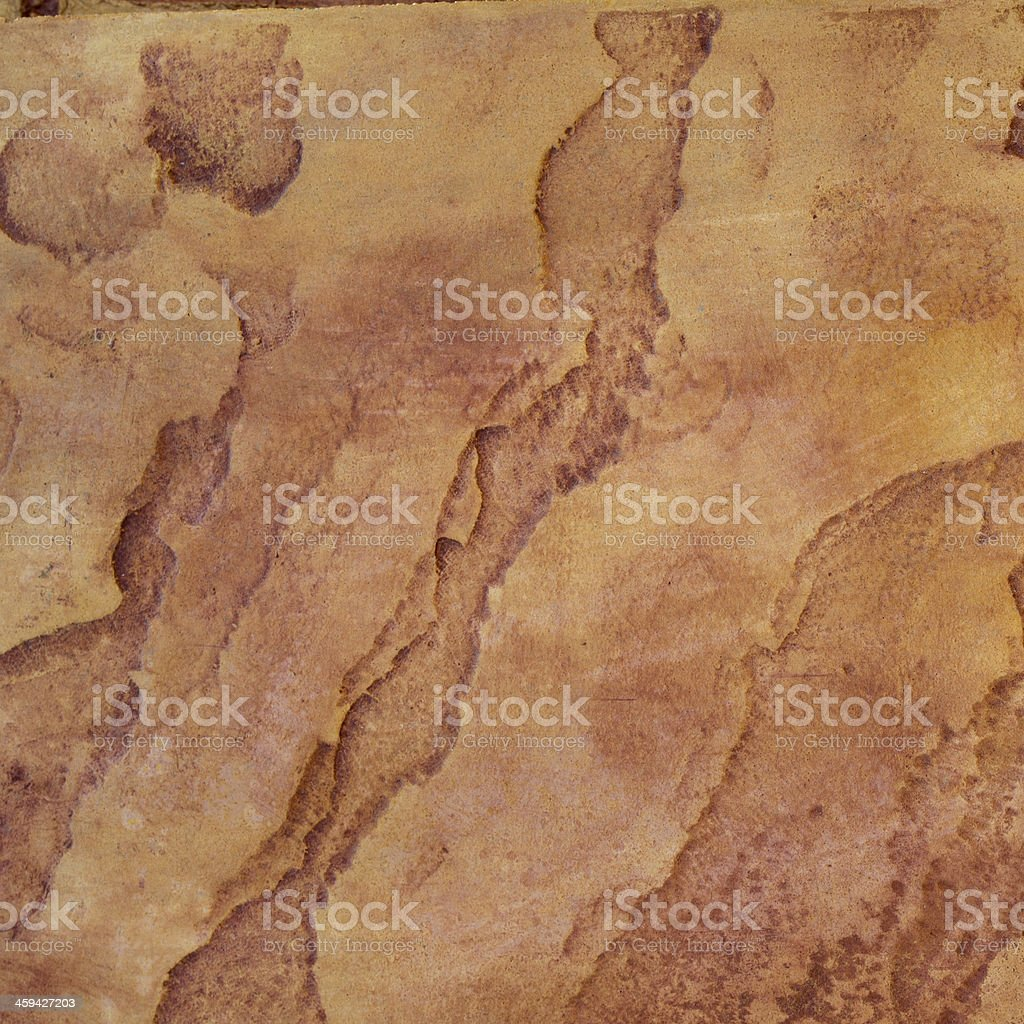 Brown wall stone texture royalty-free stock photo