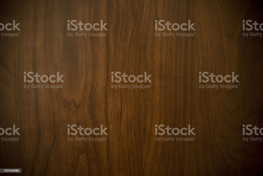 Brown wood background with nothing stock photo