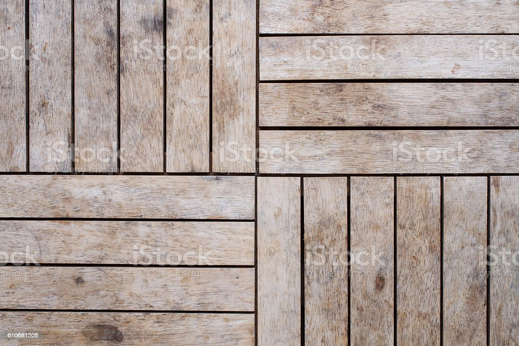 Brown wood plank wall texture background stock photo