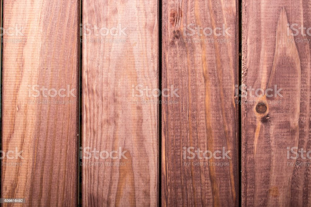 brown wooden background from boards for designers stock photo