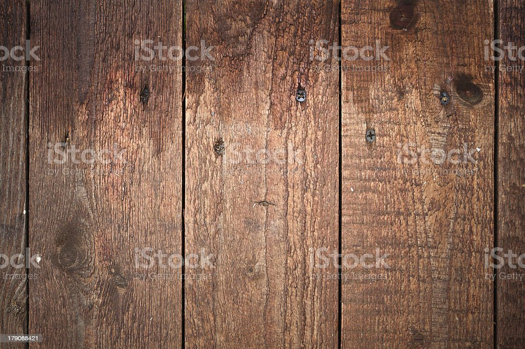 brown wooden lining boards royalty-free stock photo