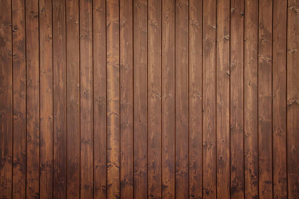 Brown wooden panels stock photo - Wood Panel Pictures, Images And Stock Photos - IStock