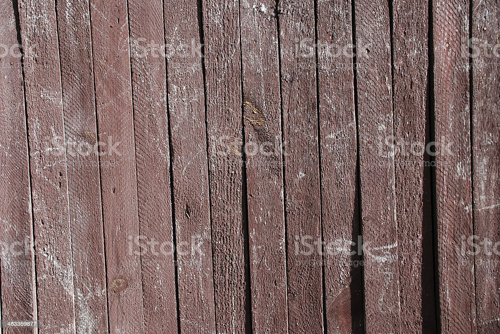 Brown wooden planks royalty-free stock photo