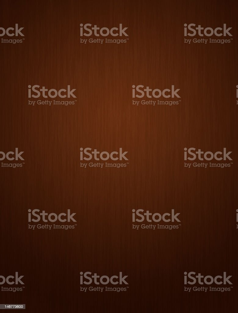 Brown woodgrain background with gradient light stock photo