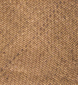 Brown woven rattan seamless textured