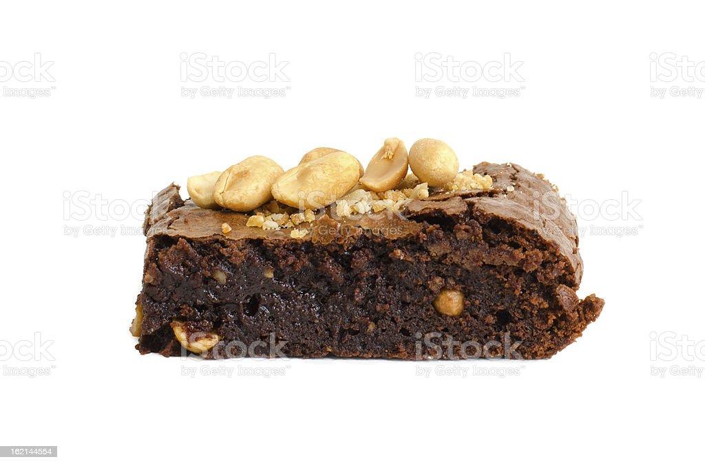 Brownie. royalty-free stock photo