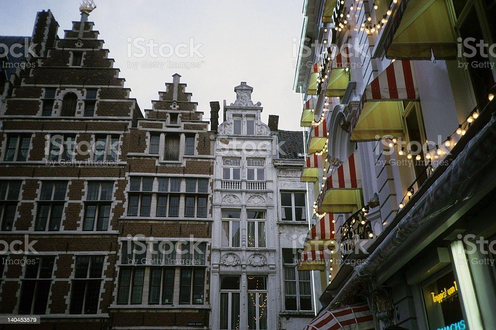 Brüssel royalty-free stock photo