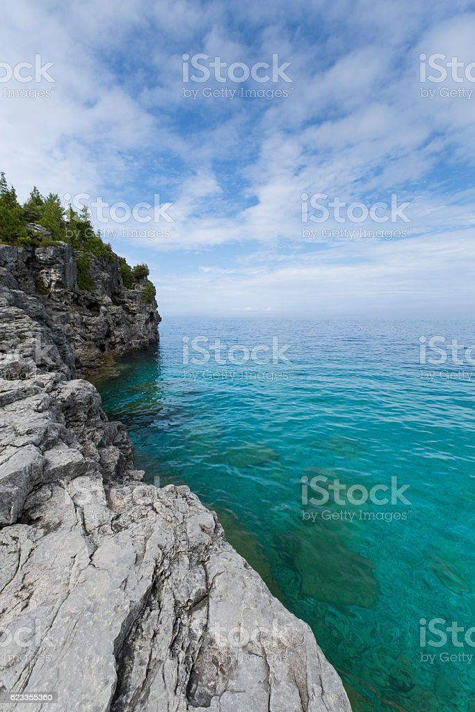 Bruce Peninsula stock photo