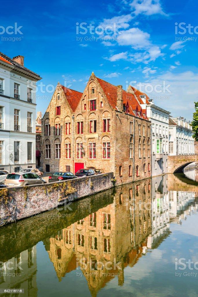 Bruges, Flanders, Belgium stock photo