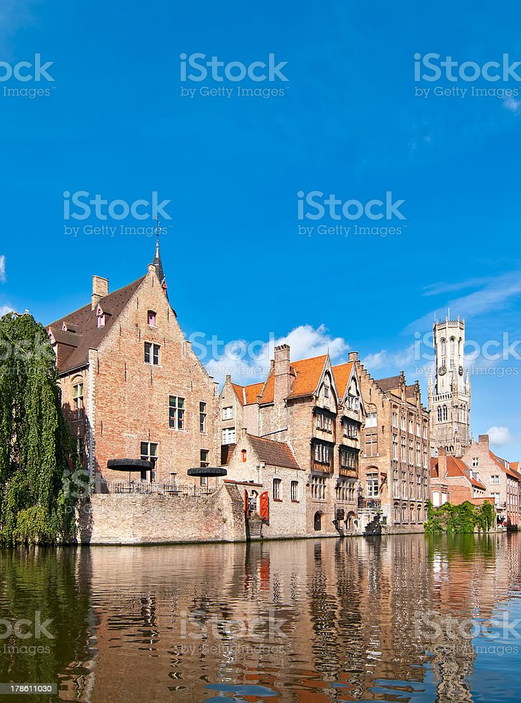 Bruges, stock photo