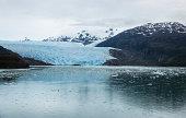 Brujo Glacier in Chilean Fjords, Northern Patagonia, Chile