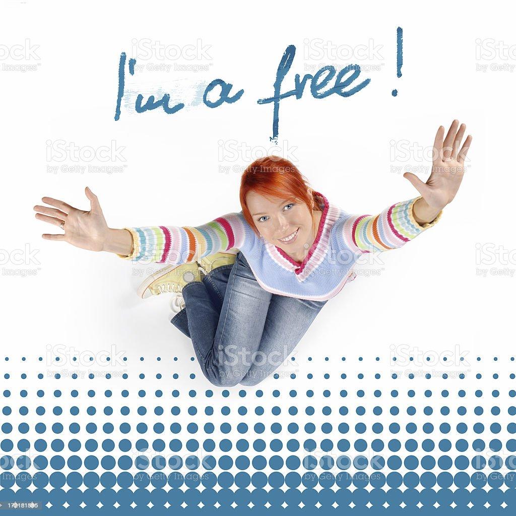 Brush: I'm a free royalty-free stock photo