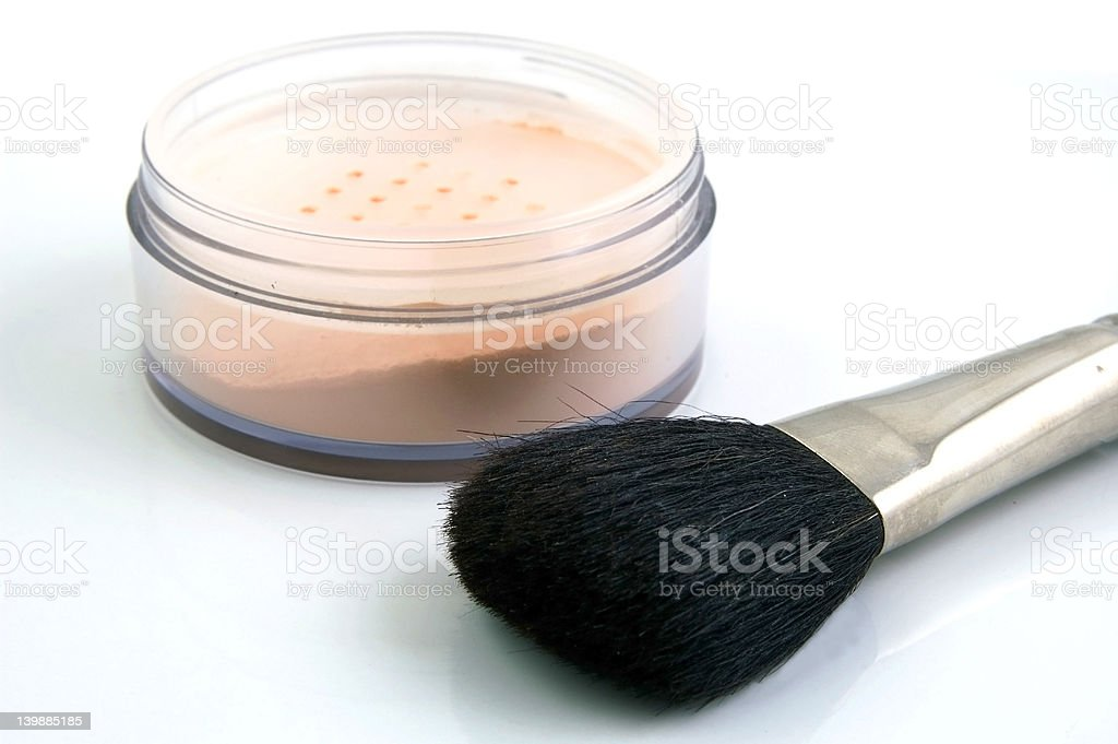 Brush royalty-free stock photo