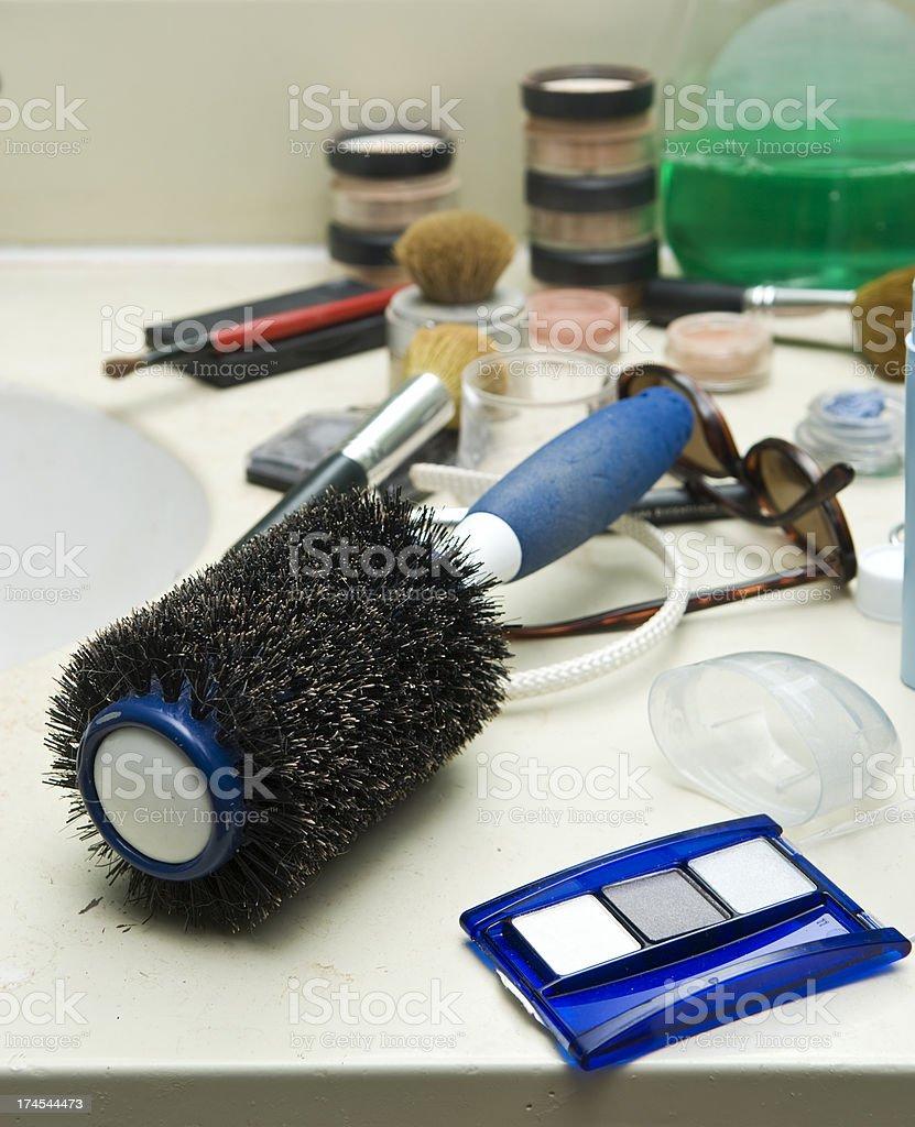 Brush Lizenzfreies stock-foto