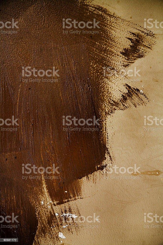 brush strokes royalty-free stock photo
