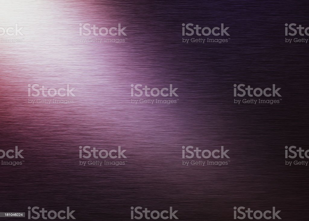 Brushed Metal Texture royalty-free stock photo