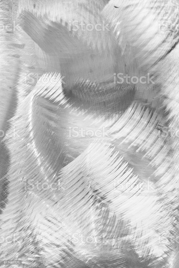 Etched Metallic Pattern stock photo