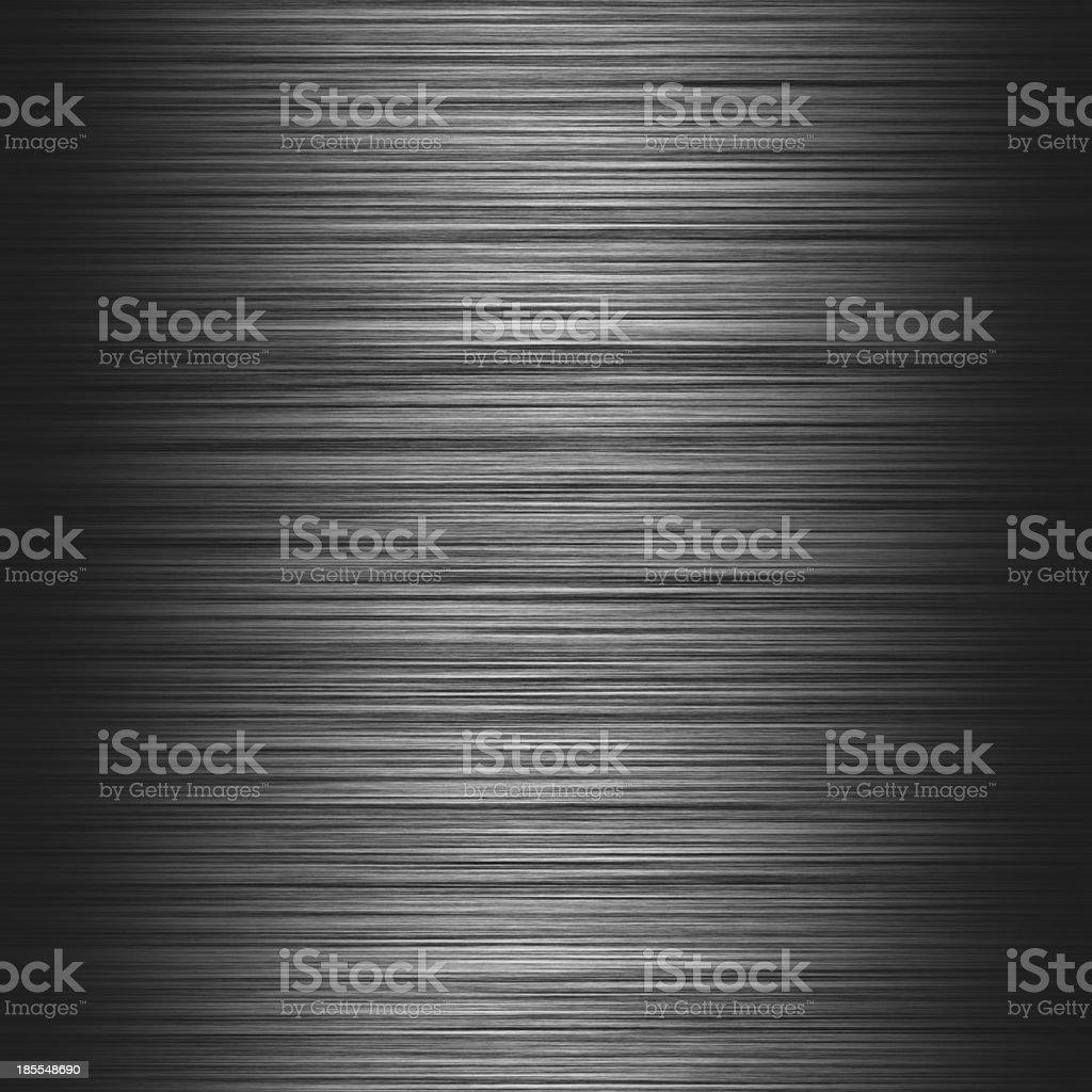 Brushed steel metallic plate stock photo