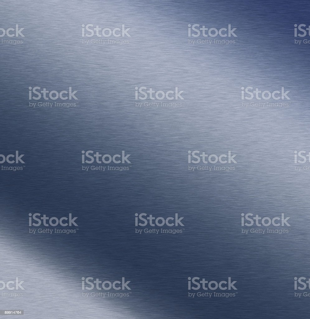 brushed steel plate stock photo