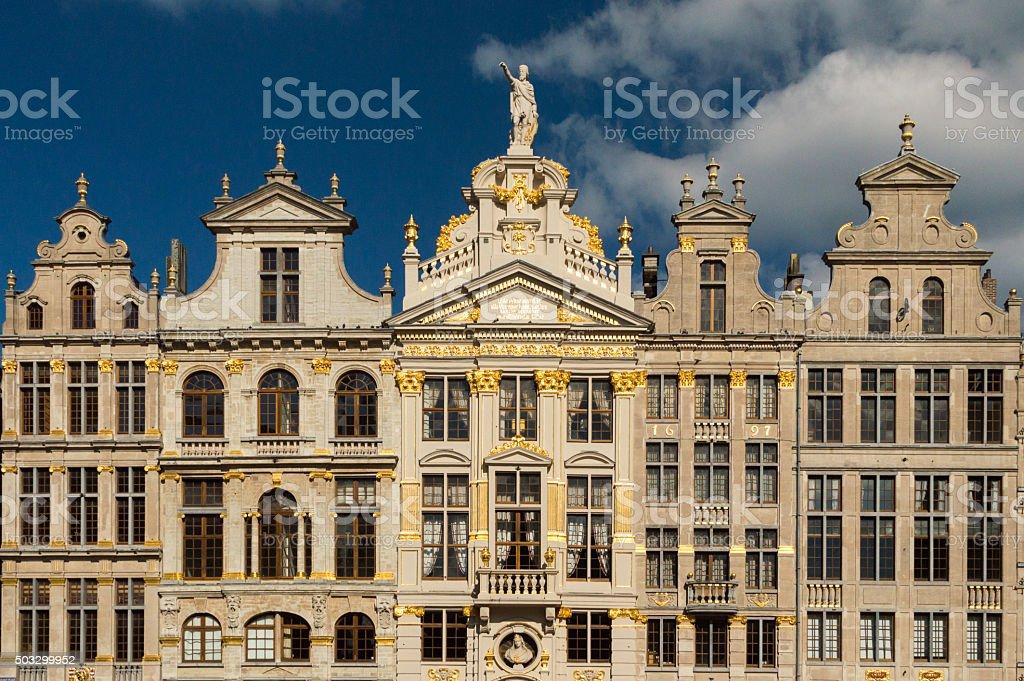 Brussel, Belgium, Grand Place stock photo