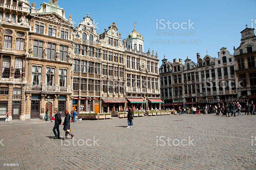 Brussels - Belgium stock photo
