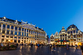 Brussels - The Grand Place, Belgium