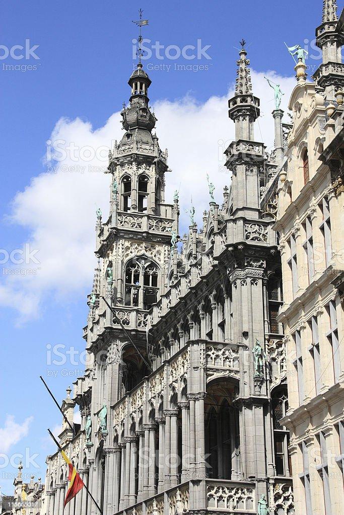 Bruxelles royalty-free stock photo