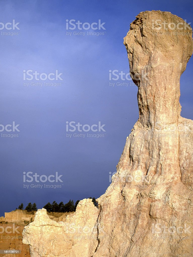 Bryce Canyon 4 royalty-free stock photo