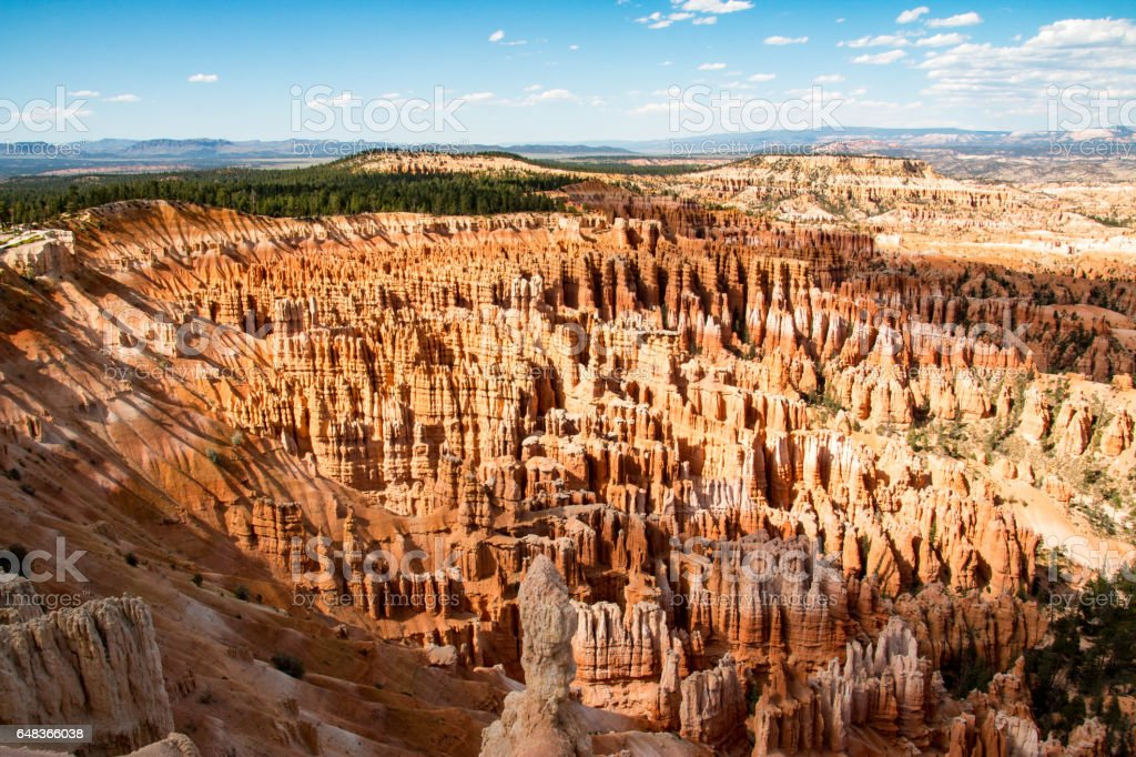 Bryce Canyon National Park, United States stock photo