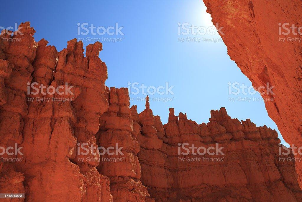 Bryce Canyon National Park. Utah, USA. royalty-free stock photo