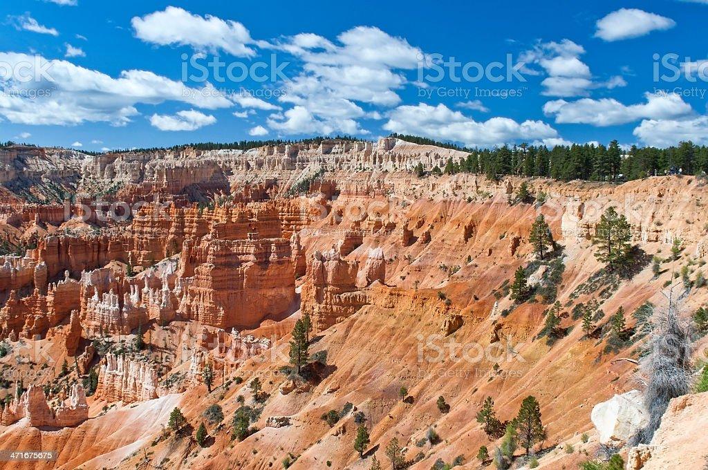 Bryce Canyon , National Park, Utah, USA stock photo